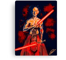 Sith Canvas Print