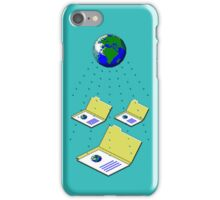 Dial-Up iPhone Case/Skin