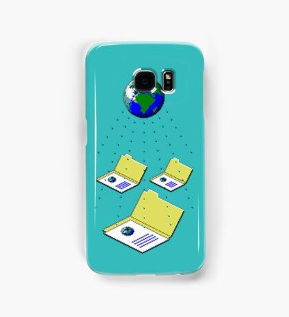 Dial-Up Samsung Galaxy Case/Skin