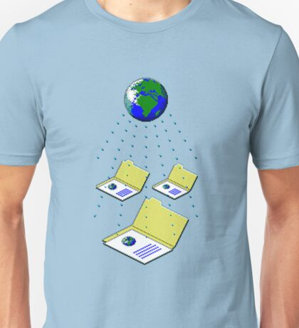 Dial-Up Unisex T-Shirt
