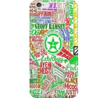 Achievement Hunter Quotes V2 iPhone Case/Skin