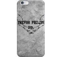 Trevor Philips Industries iPhone Case/Skin