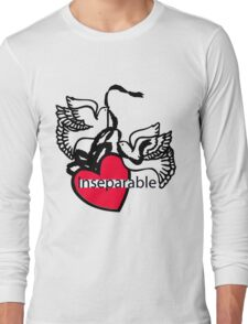 Inseparable Hearts Long Sleeve T-Shirt
