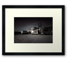 TCM #6 - Slaughterhouse  Framed Print