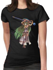 Palutena Womens Fitted T-Shirt