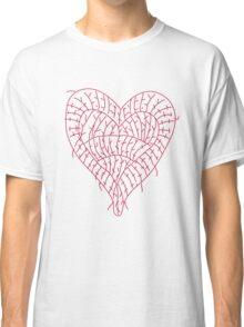 Raggd Heart Classic T-Shirt