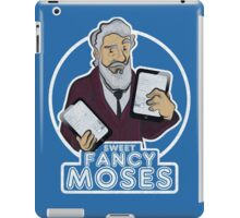 Sweet Fancy Moses iPad Case/Skin