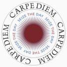 Carpe Diem seize the  Day by Zehda