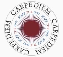 Carpe Diem seize the  Day by Zehda