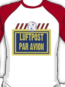 Air Mail Par Avion Series T-Shirt