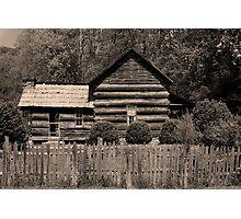 Davis-Queen House II Photographic Print