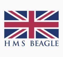 HMS Beagle by Zehda