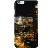Stay Up With the City iPhone Case/Skin