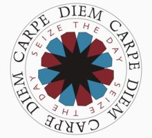 Carpe Diem Slogan by Zehda