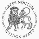 Carpe Noctem Lion by Zehda