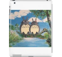 My 'Lover' Totoro iPad Case/Skin