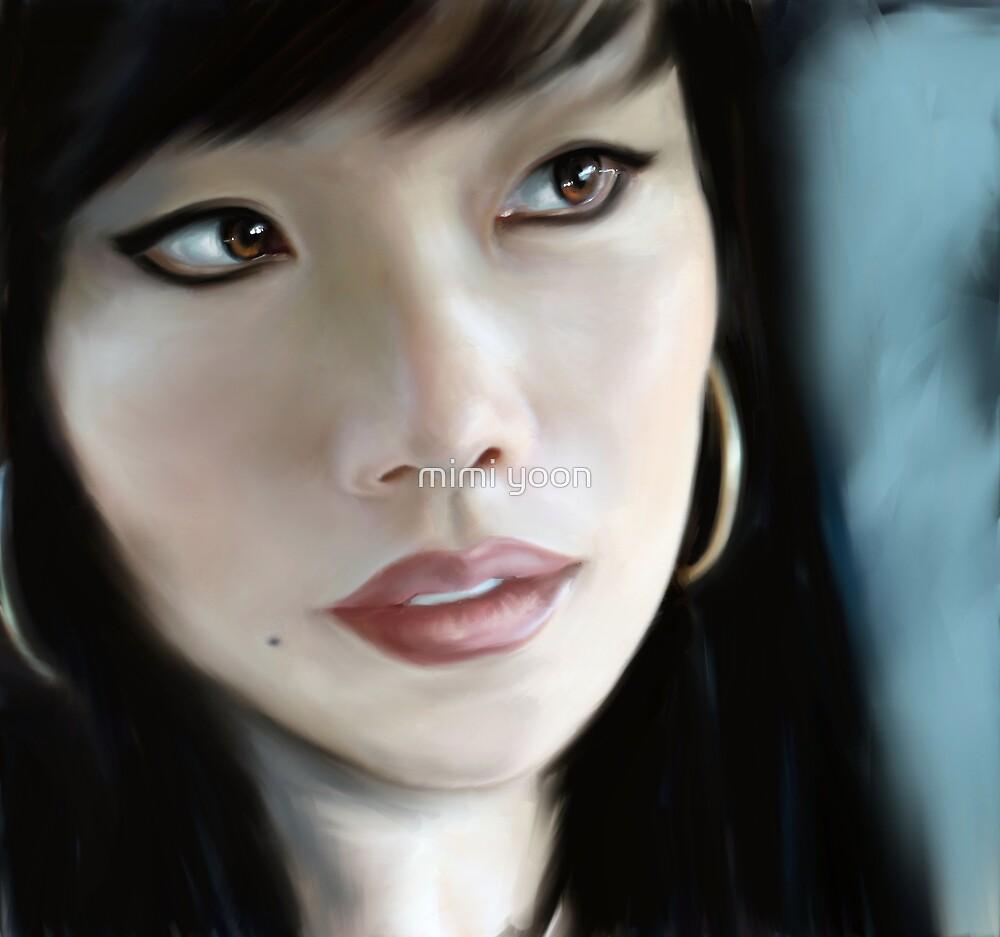 firestation (self portrait) by mimi yoon
