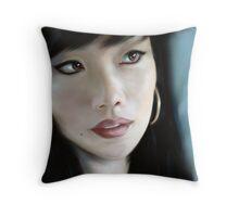 firestation (self portrait) Throw Pillow