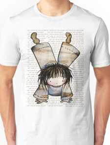 I Can Stand On My Hands! Unisex T-Shirt