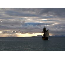 Seven Seas Photographic Print