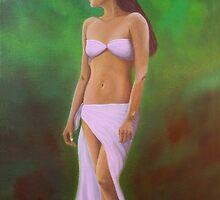 Mala Wahine by WahineArt