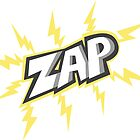 ZAP cartoon text by marcof1