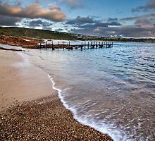 Gracetown Jetty by LukeAustin