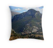 Umbria, Italy Throw Pillow