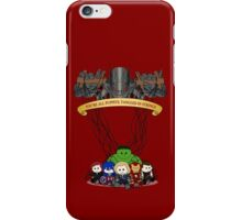 Ultrons Puppets iPhone Case/Skin