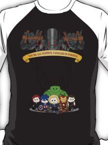 Ultrons Puppets T-Shirt