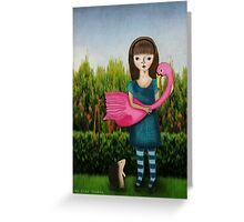 Croquet Anyone? Greeting Card