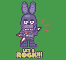 Bonnie ROCK Kids Tee