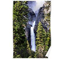 Yosemite Morn Poster