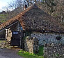 Branscombe Forge Devon UK by lynn carter