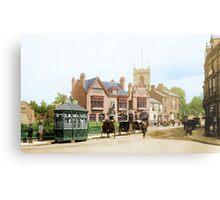 Moseley Village 1897 Metal Print