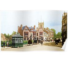 Moseley Village 1897 Poster