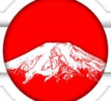 Japan - Fuji Sticker