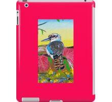 kookaburra iPad Case/Skin