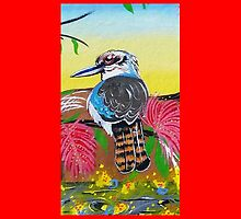 kookaburra by rizzla