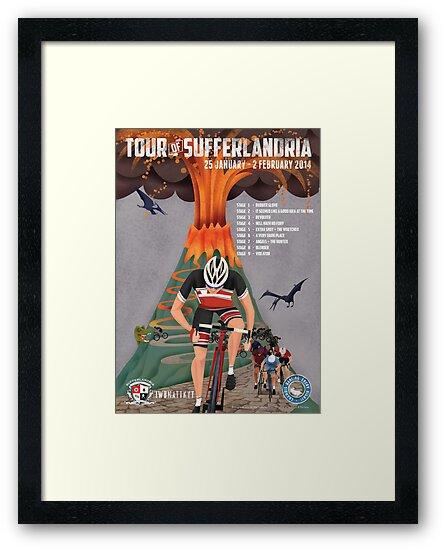Tour of Sufferlandria 2014 by GvA The Sufferfest