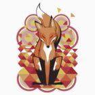 Foxy - ver.1 by Calista Douglas