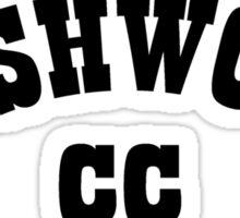 Bushwood Country Club Funny Geek Nerd Sticker