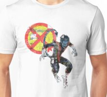 NightCrawler Gridwork design & logo Unisex T-Shirt