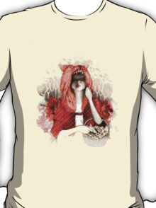 Little Red Riding Hood or wolf ? T-Shirt
