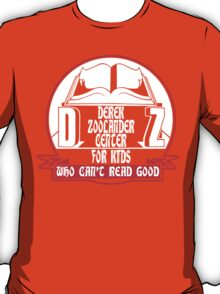 Derek Zoolander Center Funny Geek Nerd T-Shirt