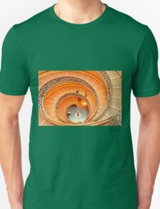 Spiral Staircase Unisex T-Shirt