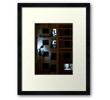 Night Shift Framed Print