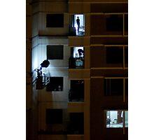 Night Shift Photographic Print