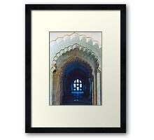 Mughal architecture Framed Print