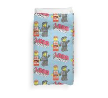 Everything is Awesome Duvet Cover